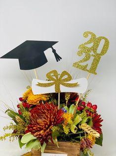 2021 Graduation decorations Graduation Centerpiece Sticks | Etsy
