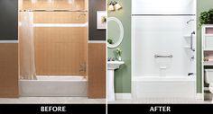 Remodel Your Bathroom In 1 Day! Bathroom Remodeling, Bathtub, Alabama,  Finance,