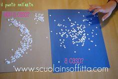 Come spiegare il puntinismo ai bambini? Attività, spunti e pdf da scaricare