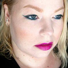 Avon mark. makeup 😗 #avon @avonfinland #makeupinspo #makeup #lotd #motd #makeupoftheday #me #selfie #colourful #teal #psblogger #blogger #blonde #plussize #easymakeup #kosmebloggaajat #kauneusbloggaaja #kosmetiikka #meikki #purkkimafia #hennavblogi #wethair