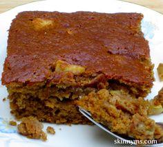 Grandma's Applesauce Spice Cake