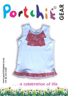 Girls gabbot vest by #portchiegear - www.portchiegear.co.za