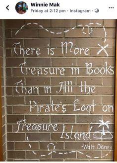Winnie Mak quote in chalk