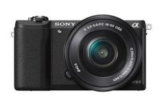 sony alpha a5100 mirrorless