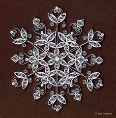 like this snowflake design