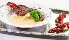 Stek Z Polędwicy Wołowej Z Sosem Rakowym | SMAKI REGIONU