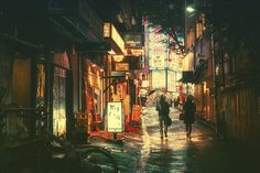 Dizem queTóquioé uma cidade mais encantadora aindadurante à noite, e essasfotografiasdeMasashi Wakuisão a prova disso. Inspire-se!