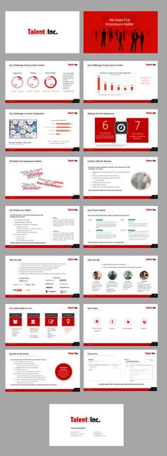 Powerpoint template presentation for a new lifestyle app by glimmm - survey result template