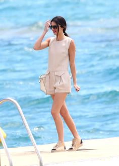 Out in Cannes. See all of Kendall Jenner's best looks.