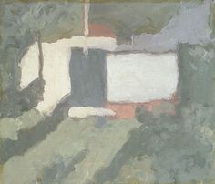 Моранди. Живопись с 1956 по 1964 - Лис над городом
