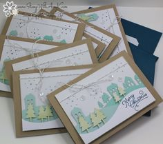 I love to make cards and other paper gifts. I hope that you enjoy my ideas. Let's go make some cards!