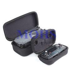 MAVIC PRO durable portable hardshell transmitter controller storage box + fuselage housing bag case COMBO  for DJI MAVIC PRO