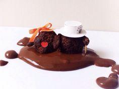 Amar es compartir !! #chocolate #brownies #felicidad #foodporn #fudge