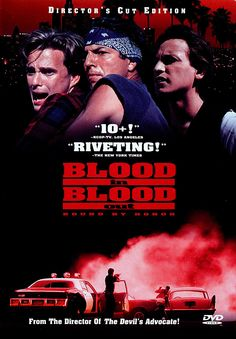 Blood In, Blood Out (1993)  -A great epic showing life in East Los Angeles and the relationship between brothers. Probably the best view of EastLos on screen.