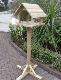 quality hand made bird table