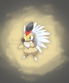 """Species: Leader Type:Ground Ability:Intimidate/Sand Force Weight:131.4lbs Height:6'11"""" Pokédex Entry:Full with pride, they are said to be the leaders of the jungl..."""