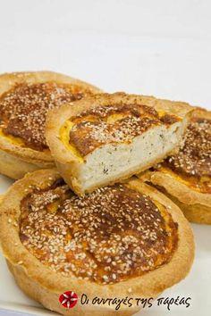 Λέρικες Τυρόπιτες #sintagespareas Greek Beauty, Pie Dish, Camembert Cheese, French Toast, Appetizers, Dishes, Breakfast, Pizza, Food