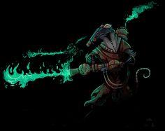 Wolfdawgartcorner (u/Wolfdawgartcorner) - Reddit Fantasy Battle, Fantasy Armor, Warhammer Fantasy, Warhammer 40k, Dnd Art, Darth Vader, Artist, Artwork, Misfits