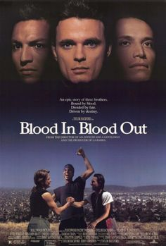 Blood In . . . Blood Out: Bound by Honor Movie Poster Print (27 x 40) - Item # MOVAF2386 - Posterazzi