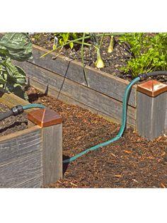 Drip Irrigation: Snip-n-Drip Soaker Hose Watering System | Gardeners.com