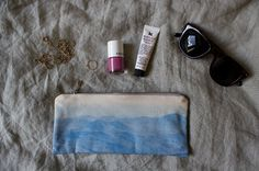 Everyday pouch by Lee Coren.