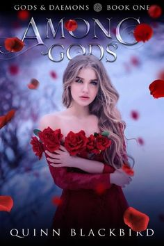 Among Gods (Gods and Daemons Book 1) by Quinn Blackbird + giveaway