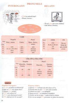 Romanian Language, Idioms, Box Art, Grammar, Facts, Student, Education, Learning, Languages