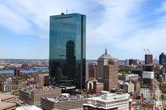 ✯ John Hancock Towers - Boston, MA