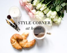 style corner, style at home, blogger's home, interior decorating, crossiants and roses, forever 21 polka dot make up brushes, blush shop, style corner with not your standard, kayla seah, not your standard, berlin blogger, berlin fashion blogger