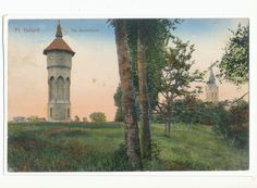 Preußisch Holland, Am Wasserturm Holland, Humor, Painting, Art, Historia, Water Tower, Pictures, The Nederlands, Art Background