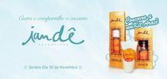 Compartilhe o encanto Iandê