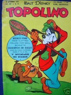 Topolino numero 79, del 25/11/1953, edizione 1953