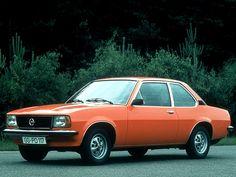 Opel Ascona (1975 – 1981).