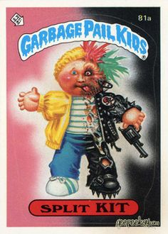 GARBAGE PAIL KIDS - Original Series 2 Card Collection — GeekTyrant