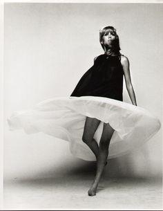 Catherine Deneuve, 1960s.