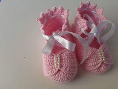 crochet-baby-chaussures-idées