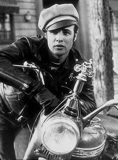 Marlon Brando, 1950 Triumph Thunderbird