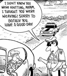 Knitting and puns: the go well together.
