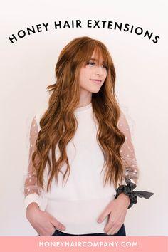 The best quality hair extensions. #hairgoals #hairinspo #auburnhair #redhairinspo #strawberryblondehair #hairextensions #hairextensionbeforeandafter #2020hairtrends Hair Extensions Before And After, Tape In Hair Extensions, Red Hair Inspo, Strawberry Blonde Hair, Honey Hair, Auburn Hair, Remy Hair, Hair Trends, Hair Goals