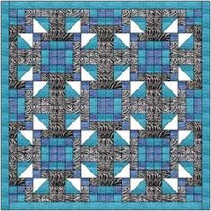 Hays corner quilt pattern and tutorial from Ludlow Quilt and Sew