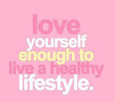 Don't punish yourself with exercise or restrictive dieting. Eat well and move often as a way to love and appreciate your body!