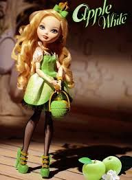 Картинки по запросу apple white green doll