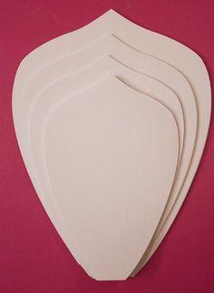 Plantilla de flor de papel Kit de bricolaje por PaperPoshEvents1 Más