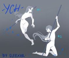 [OPEN] YCH Auction: with weapon 4-5 by elfexar Drawing Base, Figure Drawing, Drawing Reference, Drawing Skills, Body Drawing, Drawing Practice, Pose Reference, Drawing Tips, Manga Drawing