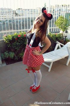 minnie mouse costume » Halloween Costumes 2013