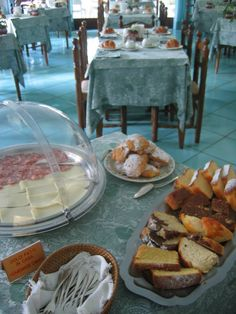 I dolci e i biscotti fatti in casa di Anna...