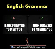 English Grammar Rules, English Speaking Skills, Teaching English Grammar, English Sentences, English Idioms, Grammar Lessons, English Language Learning, English Words, English Vocabulary