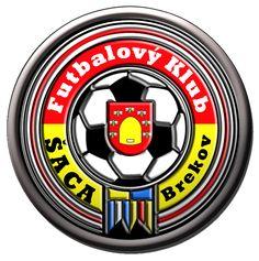 FK Saca Brekov , football / soccer logo , Slovakia