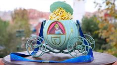 New Cinderella popcorn bucket coming to Disney's Hollywood Studios, I hope it is there by our trip!