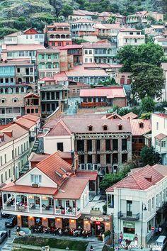 Tblisi, Georgia by Etibar Jafarov
